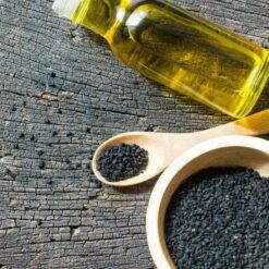 Olej z nasion czarnego kminku (czarnuszki siewnej)