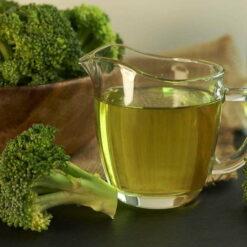 aceite de brócoli
